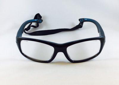 Wiley X Gamer-Black/Blue
