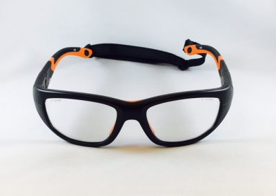 Wiley X Victory-Black/Orange